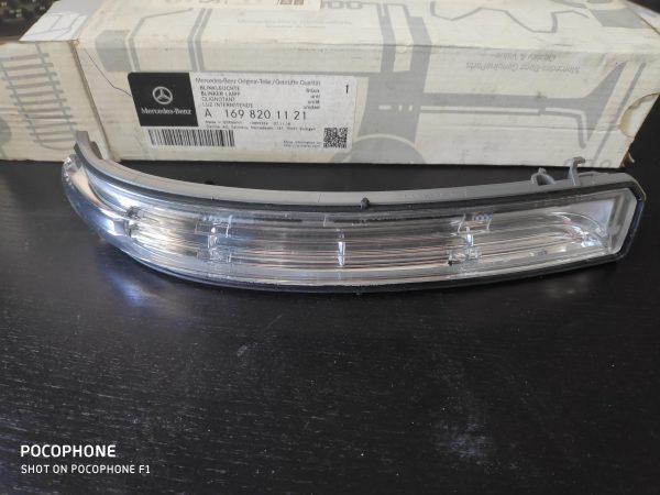 Φλάς Καθρέπτη Αριστερό για W169 W245